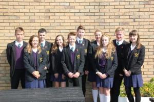 Head Boy and Head Girl   All Hallows Catholic High School