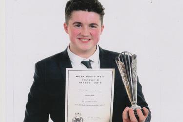 Congratulations to Ciaran O'Brien