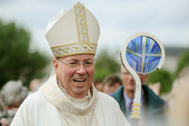 Archbishop McMahon to visit All Hallows