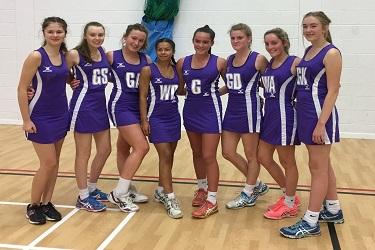 U16 Lancashire National Schools Netball Championships