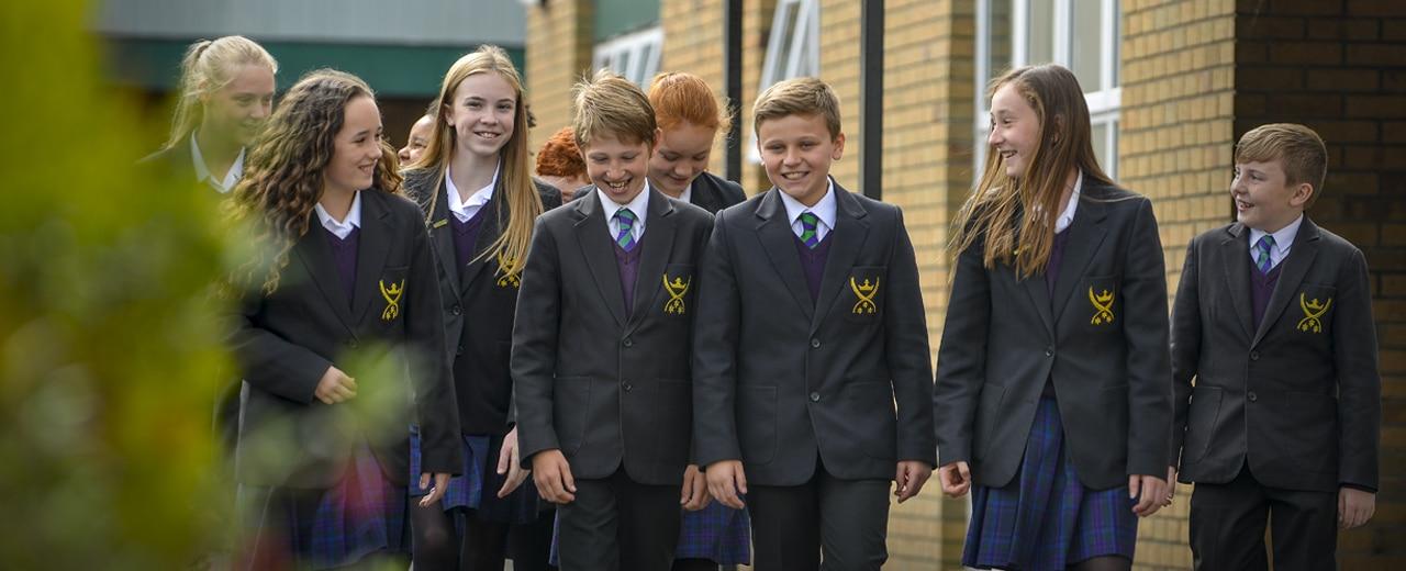 Uniform All Hallows Catholic High School