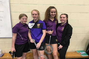 South Ribble District Badminton Tournament