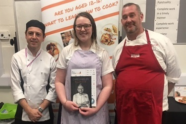 FutureChef Competition – Local Heat, Blackpool & Fylde College