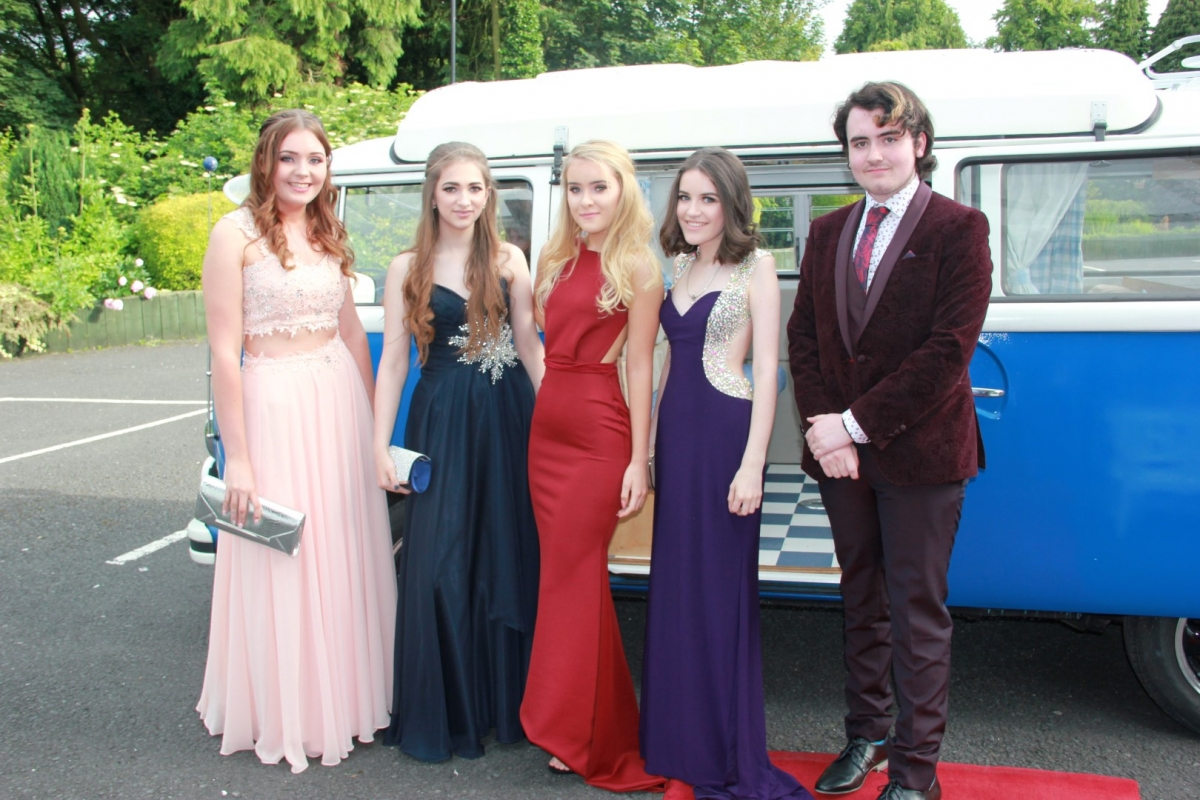 Year 11 Leavers' Ball | All Hallows Catholic High School